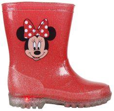 Disney dívčí svítící holínky Minnie