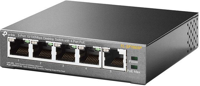 TP-Link TL-SF1005P ( TL-SF1005P)