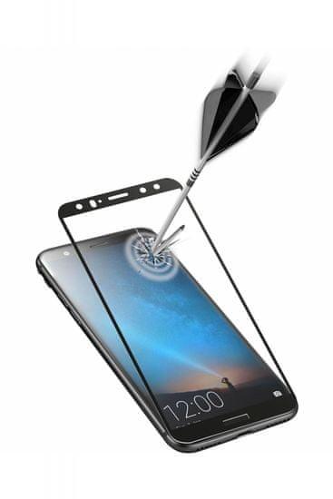 CellularLine zaščitno steklo Capsule za Huawei Mate 10 Lite, črno