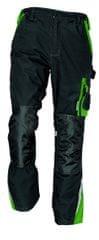 Allyn Montérky s reflexnými prvkami zelená 54