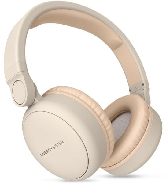 Energy Sistem Headphones 2 Bluetooth, béžová