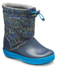 Crocs buty Crocband LodgePoint Graphic Boot