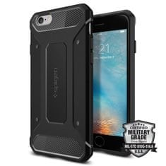 Spigen Rugged Armor, black - iPhone 6/6s Rugged Armor, black - iPhone 6/6s