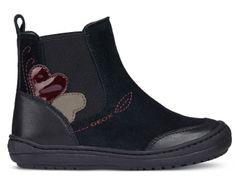 Geox dievčenské členkové topánky Hadriel