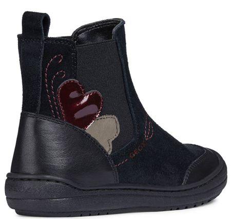 42802b610a8 Geox dívčí kotníčkové boty Hadriel 28 černá - Parametry