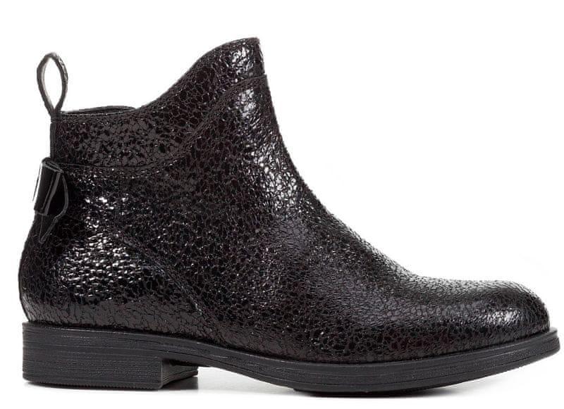 ec8caa96cef Geox dívčí kotníčkové boty Agata 33 černá