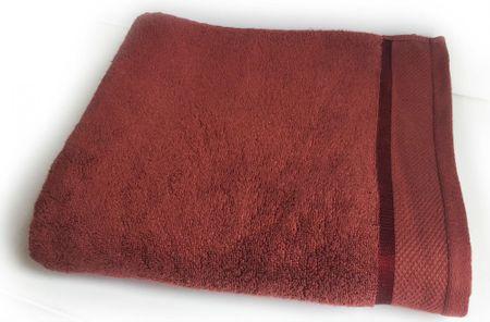 Jerry Fabrics brisača COLOR, 70 x 140 cm, rjava