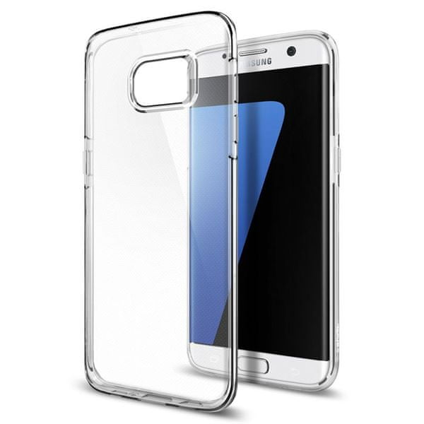 Spigen Liquid Crystal, clear - Galaxy S7 Edge 556CS20032