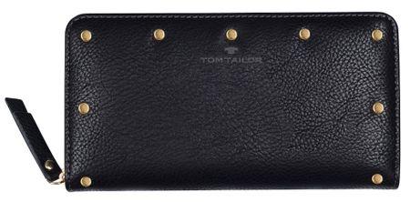 Tom Tailor fekete női pénztárca Mary
