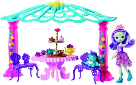 Mattel Enchantimals Páv s altánkom