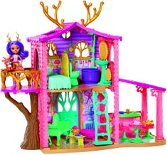 Mattel lalka Enchantimals Jeleni dom