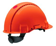 3M Bezpečnostná pracovná prilba 3M G3000 oranžová