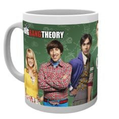 Hrnek Big Bang Theory - Cast (0,3 l)