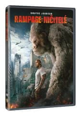 Rampage: Ničitelé   - DVD
