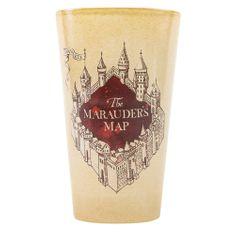 Sklenice Harry Potter - Pobertův plánek (0,5 l)
