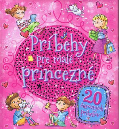 autor neuvedený: Príbehy pre malé princezné