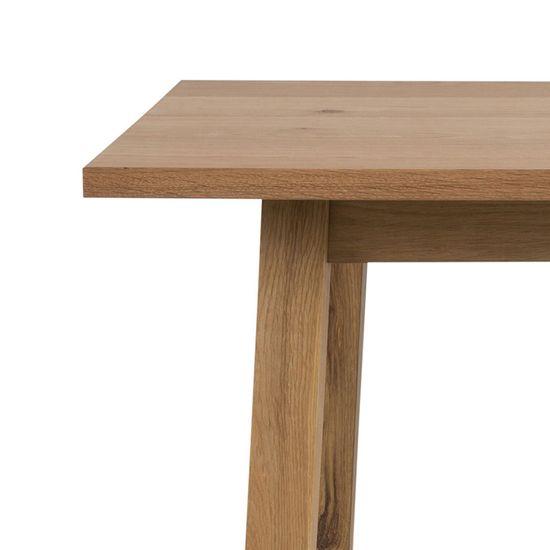 Design Scandinavia Barový stôl Rachel, 117 cm