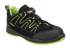 Adamant Pracovné sandále  Alegro S1P zelená 36