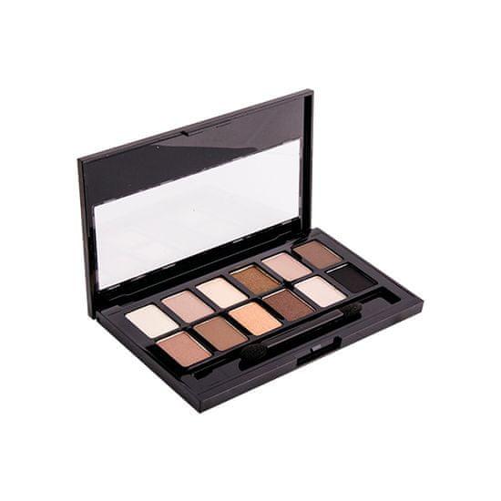 Maybelline Eye Shadow Palette 01 The Nudes paleta senčil za oči