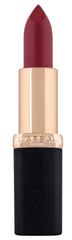 Loreal Paris rdečilo za ustnice Color Rich Matte, 349 Cherry Front Row