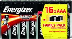 Energizer Alkaline Power Family Pack AAA 16 pack EC003