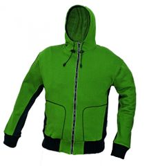 b06aa578062 Stanmore Mikina New pánska zelená čierna S