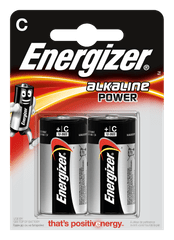 Energizer Energizer Alkaline Power C 2 pack EB005