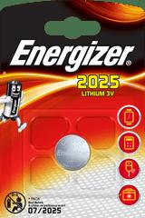 Energizer CR2025 1ks Lithium