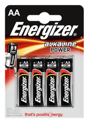 Energizer Energizer Alkaline Power AA 4 pack EB003