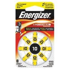 Energizer 10 8ks Hearing Aid