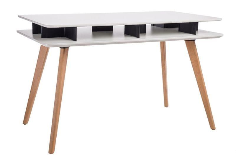 Mørtens Furniture Kancelářský stůl Nordisk, 120 cm