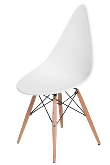 shumee Rush DSW fehér szék