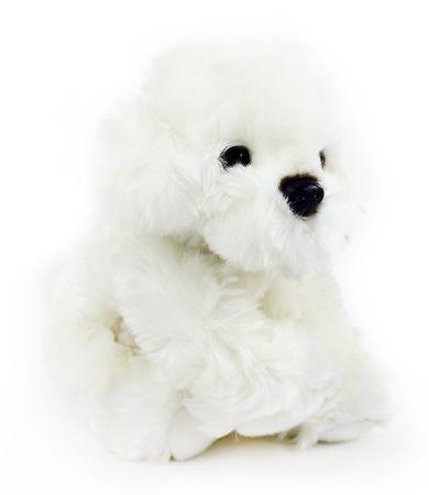Rappa pluszowy pies bichon frise 30 cm