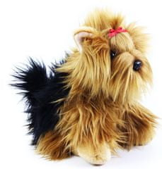 Rappa plyšový pes yorkshire 30 cm