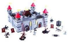 Rappa Velký skládací hrad s příslušenstvím