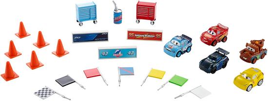 Mattel Cars 3 Adventný kalendár