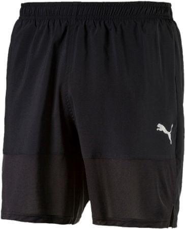 Puma moške kratke hlače Ignite 7 Short Black, S, črne