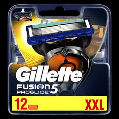 Gillette brivne glave za moške Fusion5 ProGlide, 12 kosov