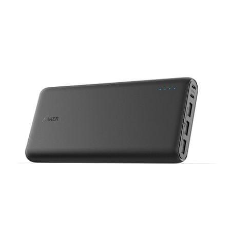 Anker prenosna baterija PowerCore, 26800 mAh, črna