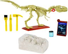 Mattel Jurassic World - ásatás játékszett