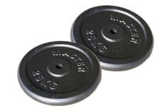 Master kotouč 25 kg kov (pár)