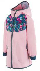 Unuo dekliška jakna, cvetlična