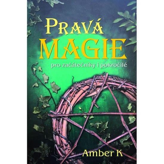 K Amber: Pravá magie pro začátečníky i pokročilé