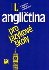 Peprník Jaroslav, Vacková Eva: Angličtina pro jazykové školy I. - Učebnice