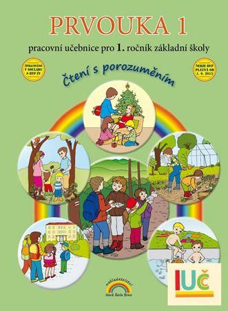 Nováková Zdislava: Prvouka 1 – pracovní učebnice pro 1. ročník ZŠ, Čtení s porozuměním