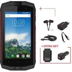 Crosscall mobilni telefon Trekker M1 Core + Darilo: avtopolnilec in etui