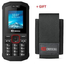 Crosscall GSM telefon Spider X4 + torbica
