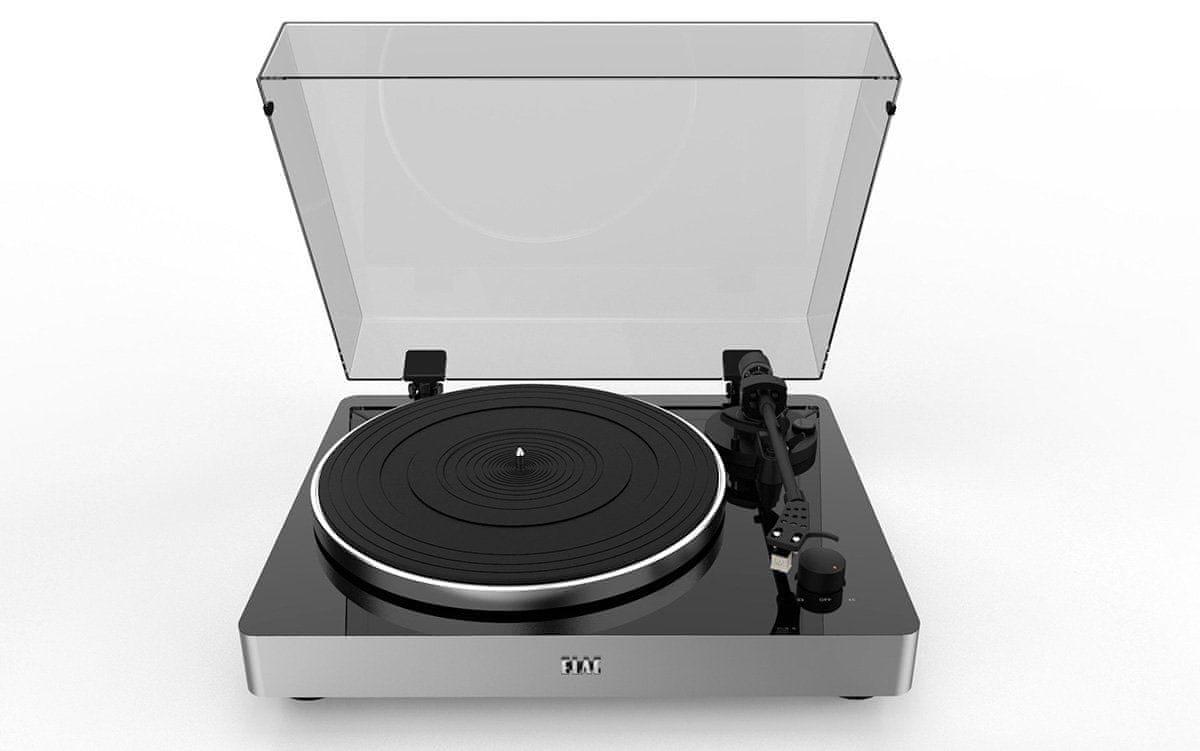 gramofon Elac Miracord 50 staticky vyvážené raménko přenoska mm