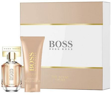Hugo Boss The Boss Scent For Her EDP, 30 ml + losjon, 100 ml