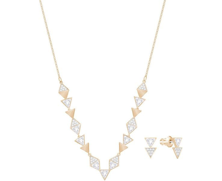Swarovski Souprava šperků HEROISM 5300923
